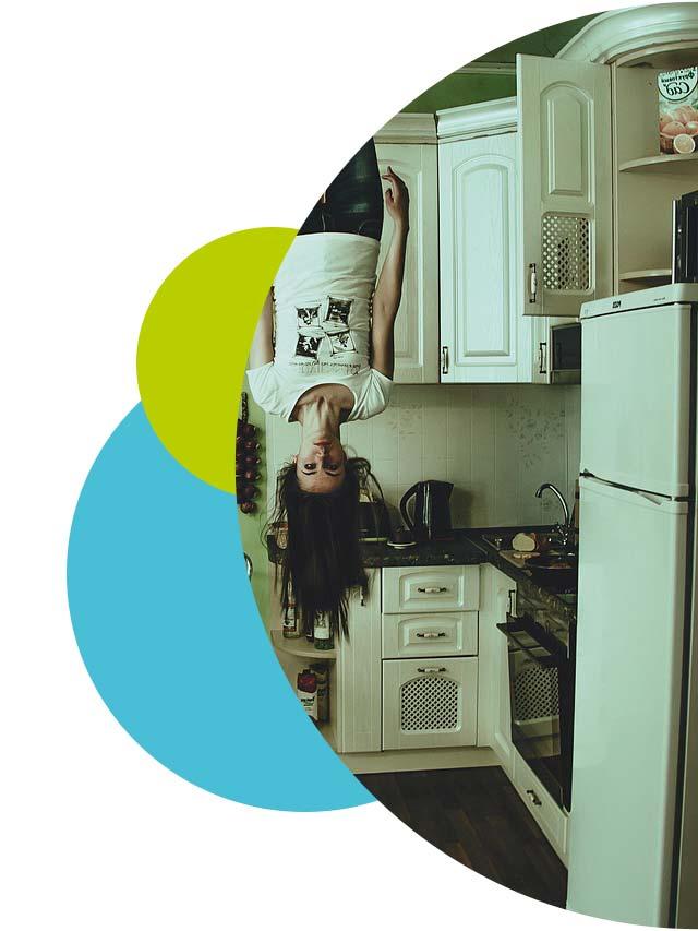 Mein Angebot: Kühlschrank Clearing